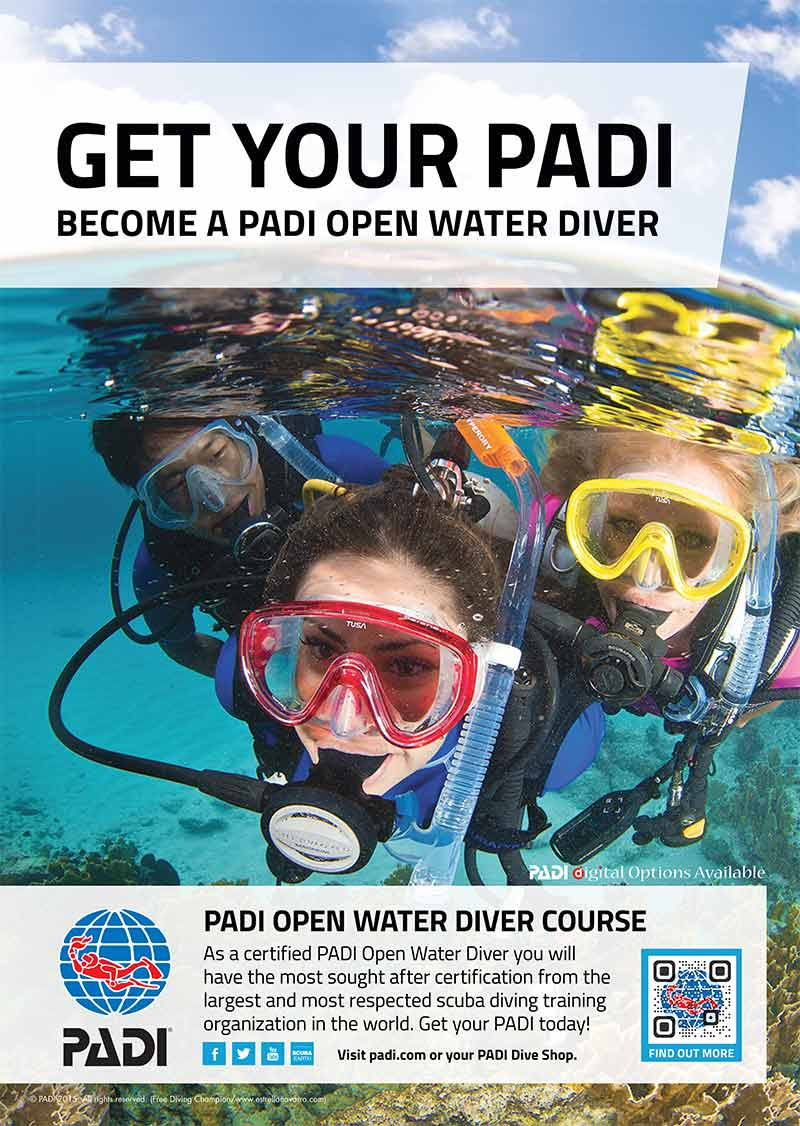 Scuba Training Garden Isle Divers